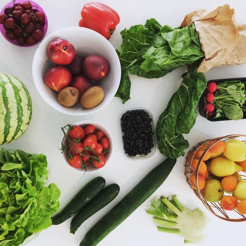 Fit im Wochenbett: Gesundes Essen, mehr Energie