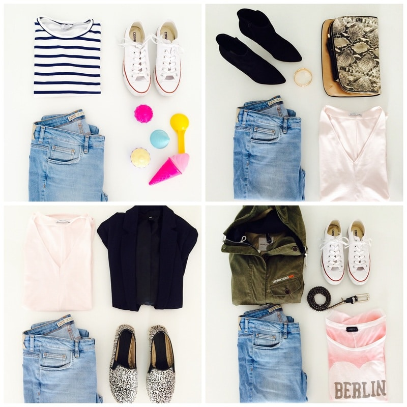 Mama Outfit: 5-Minuten Styles für Mamas