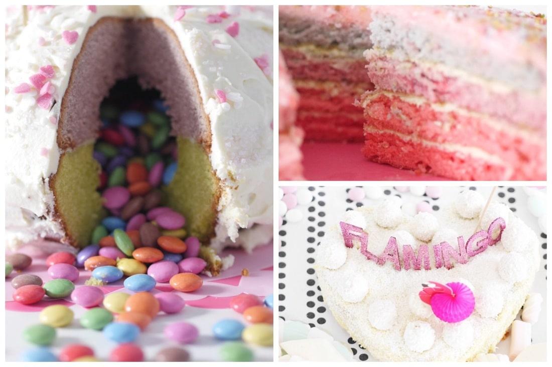 die-besten-kuchen-kindergeburstag-pinata-regenbogenkuchen-flamingokuchen-kinderparty-einfache-kuchen-lecker-rezepte