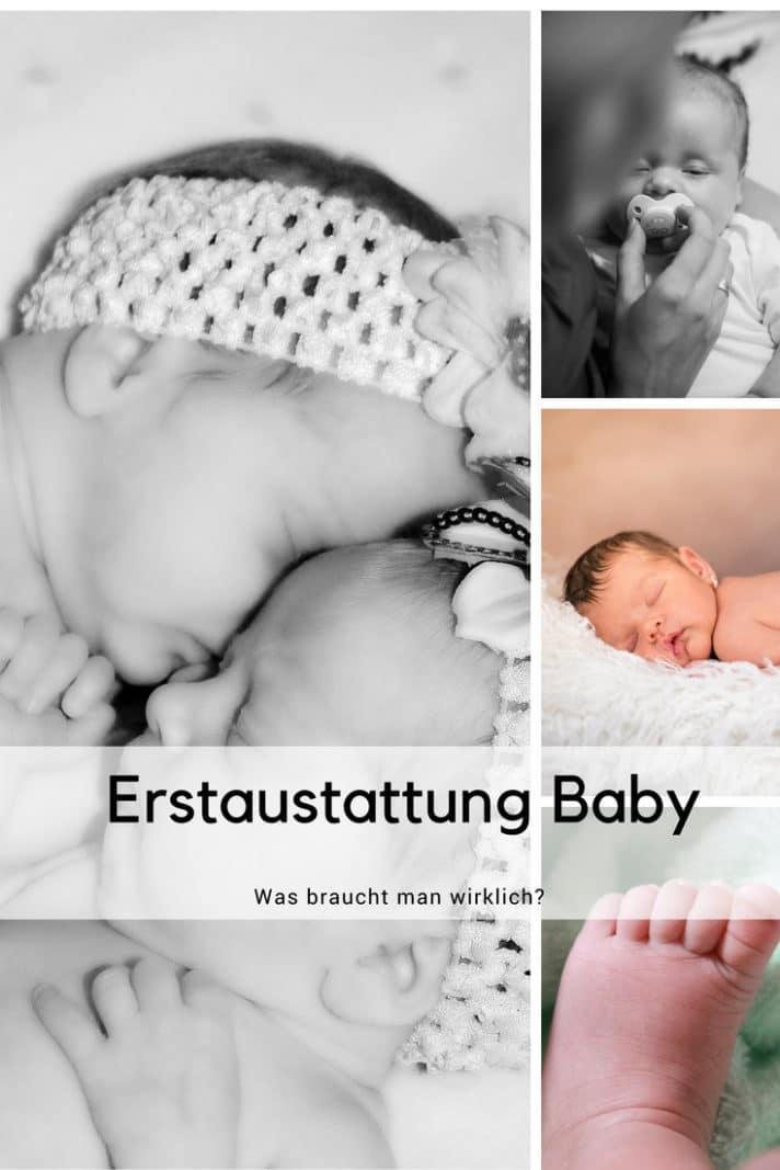 Erstausstattung Baby was braucht man wirklich