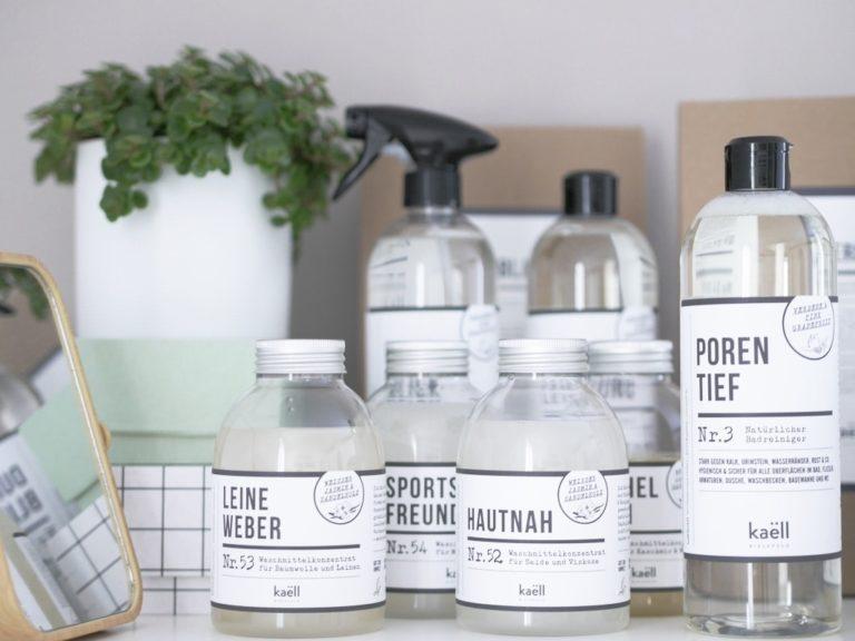umweltfreundlich waschen