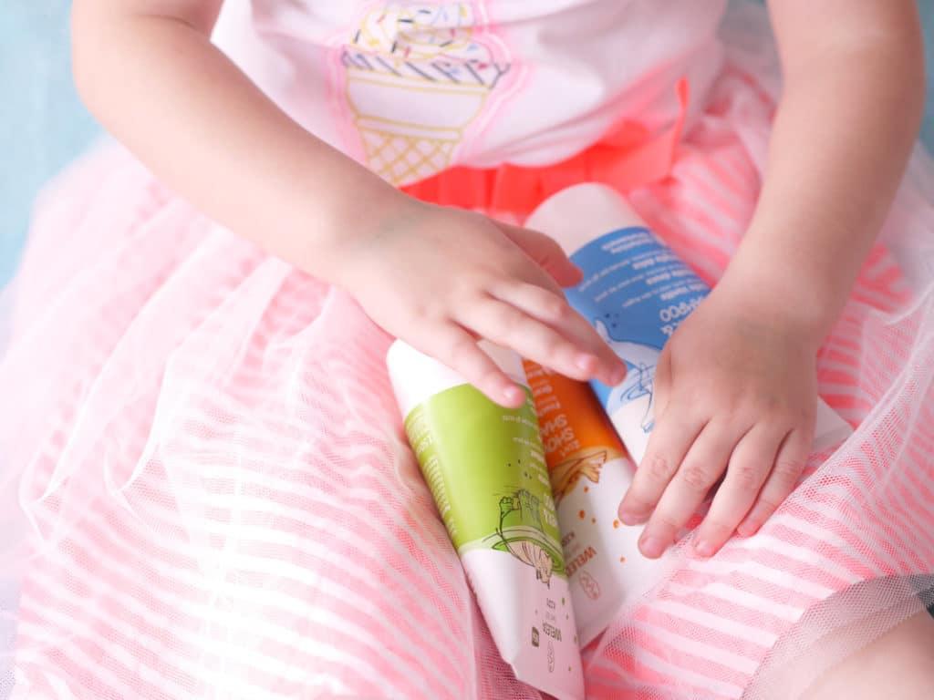 Weleda Kids 2in1 Shower & Shampoo: Keine Tränen mehr im Bad