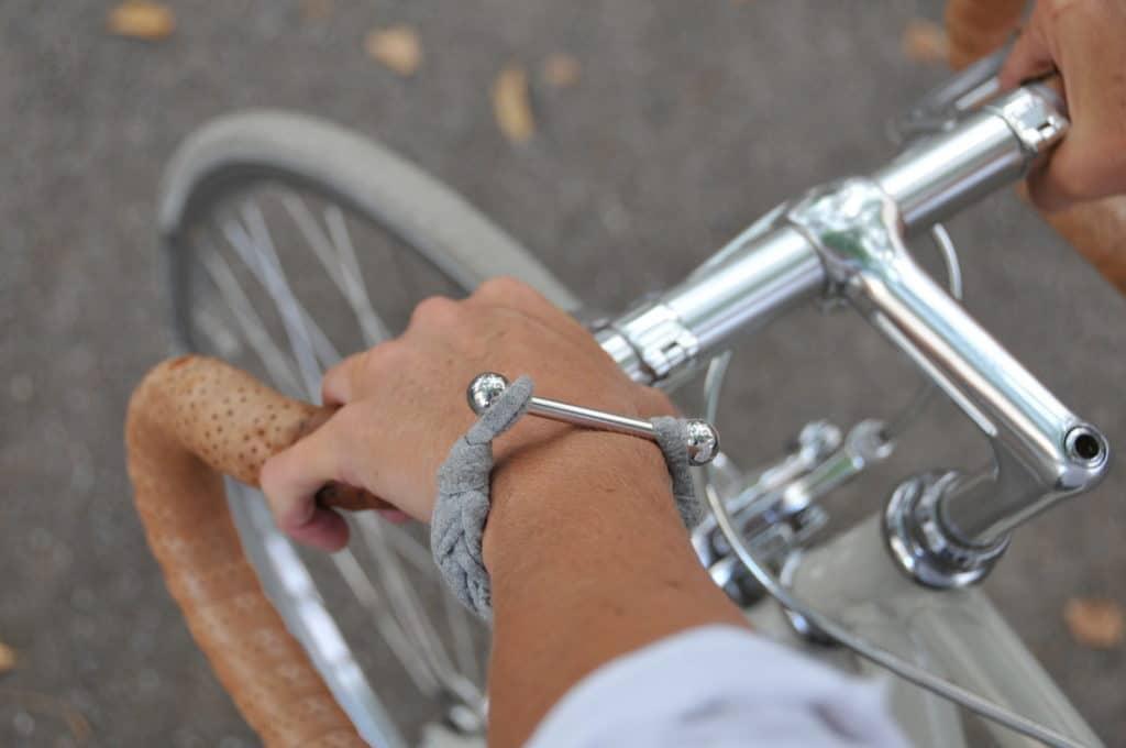 Neues von der Accessoire-Front: Armbänder von malo products