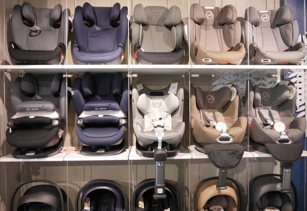 Autositze Köln Laden Kinderladen Cybex