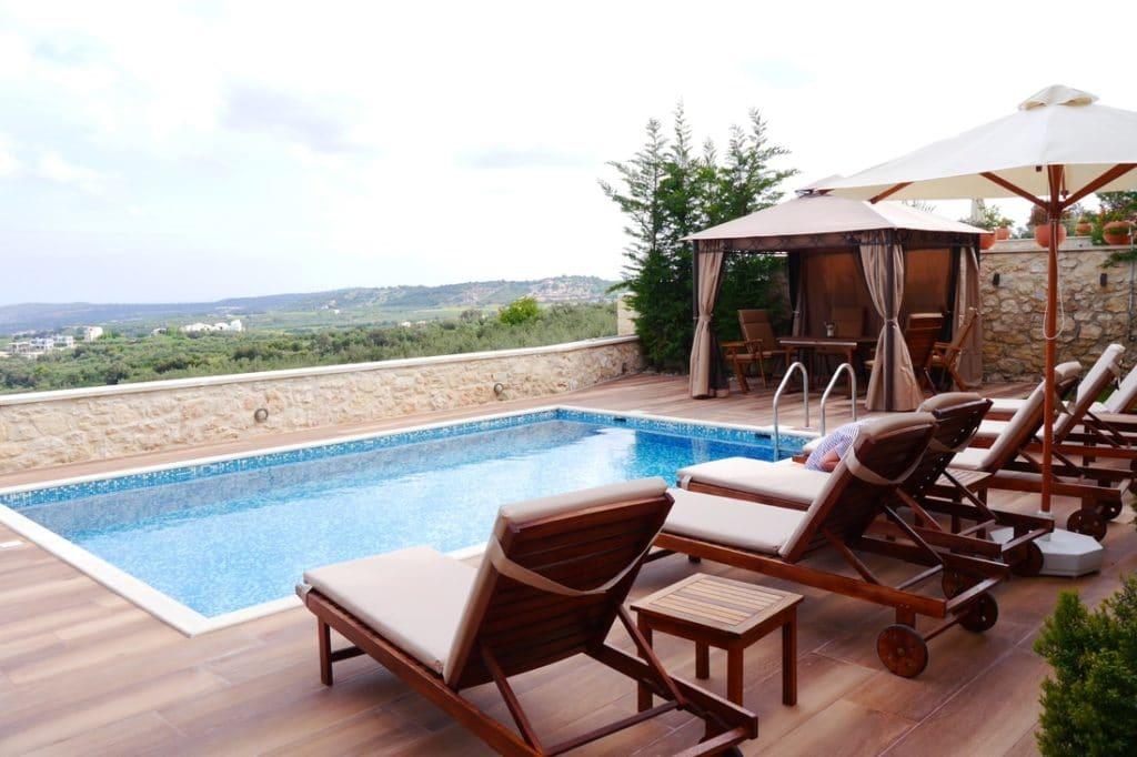 Ein Haus auf Kreta für Familien: Roupes Villa in Rethymno