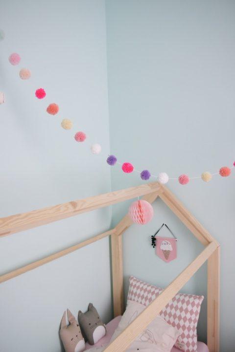 Kinderzimmer m dchen deko und einrichtungsideen for Zimmer deko kinder