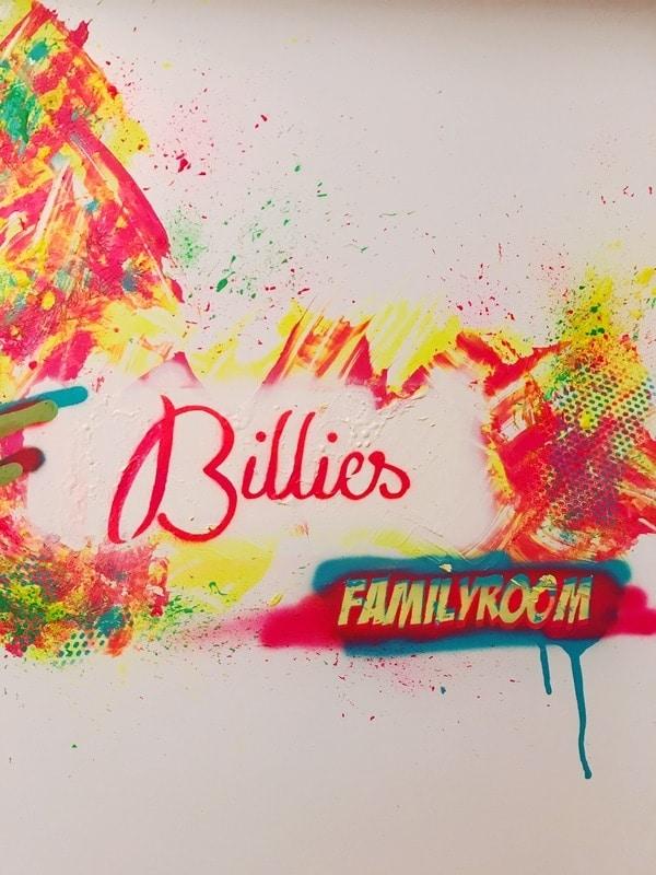 Billies Family Room: Familienzimmer im Hotel Friends Düsseldorf