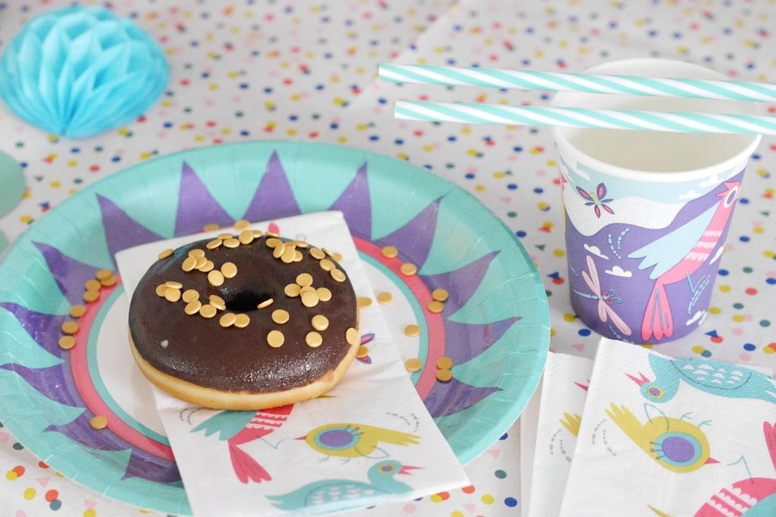 kindergeburtstag-donuts