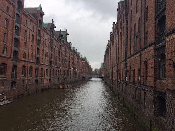 Die Große war in Hamburg.