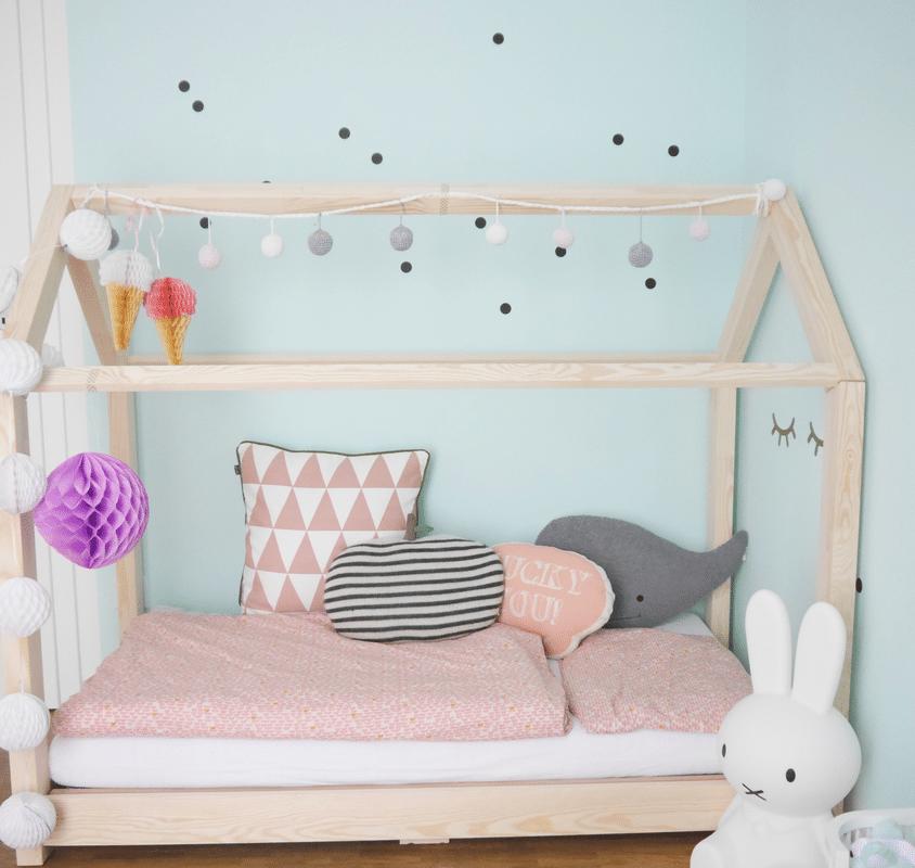 #MiniMenschleinsMakeOver: Das neue Kinderzimmer TEIL 2