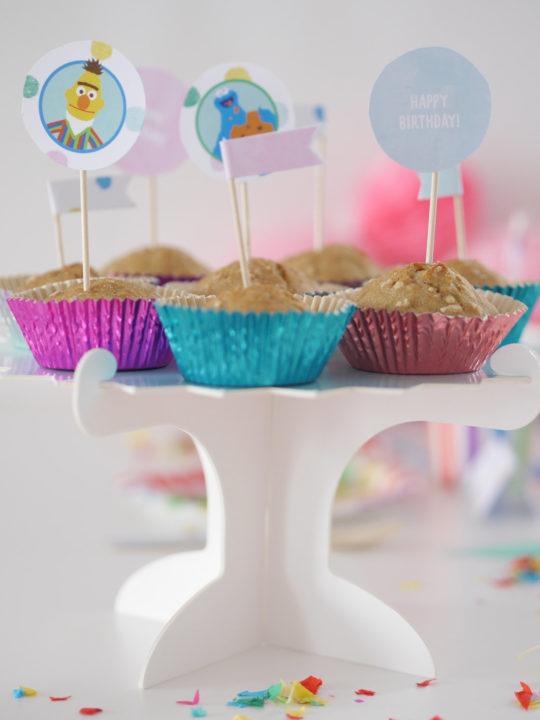 kindergeburstag-muffins-ohne-zucker