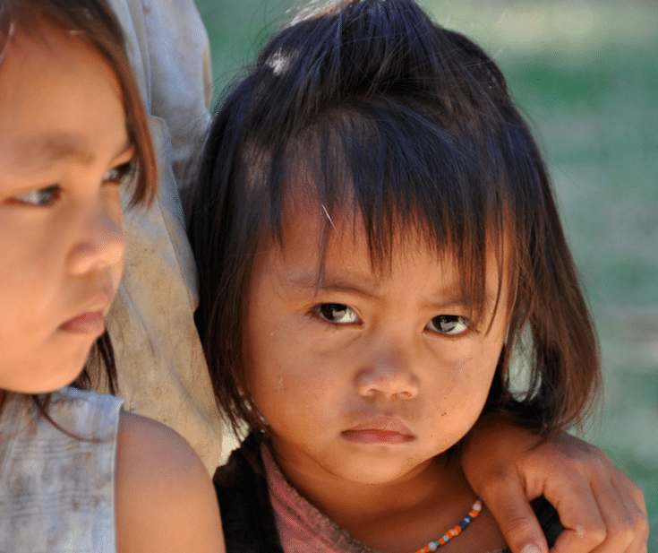 Minimenschlein Kambodscha