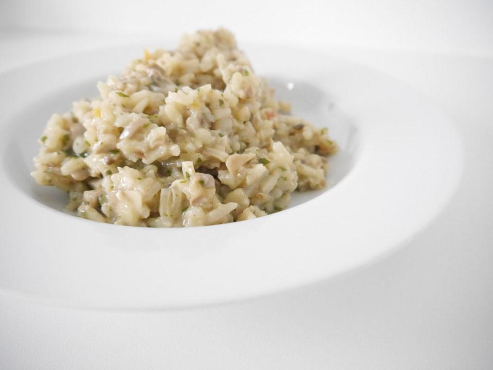 risotto-mit-pilzen
