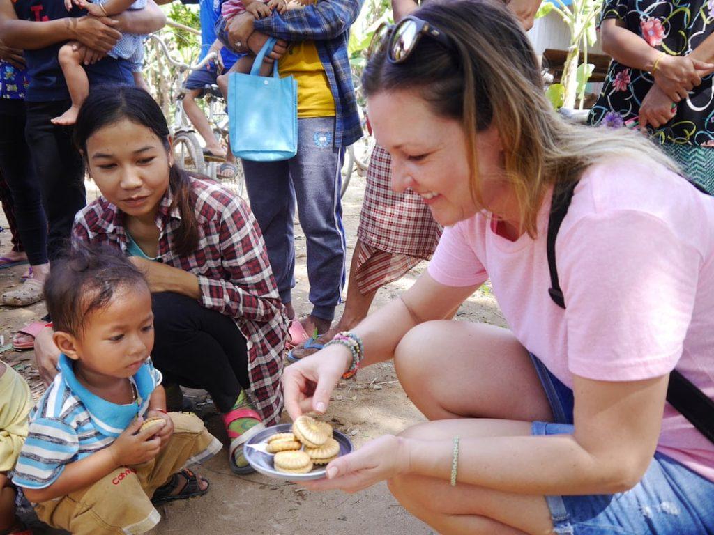 Tag 2 in Kambodscha: Alles, nur nicht einfach