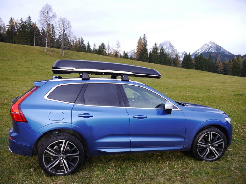 Volvo XC60 als Familienauto im Test: Sicher von A nach B