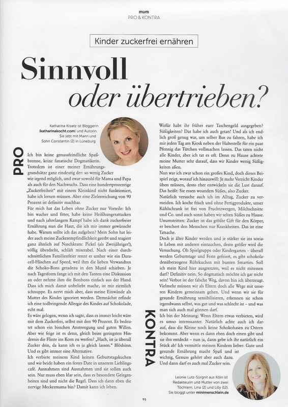 MiniMenschlein Leonie Lutz Lunamagazin