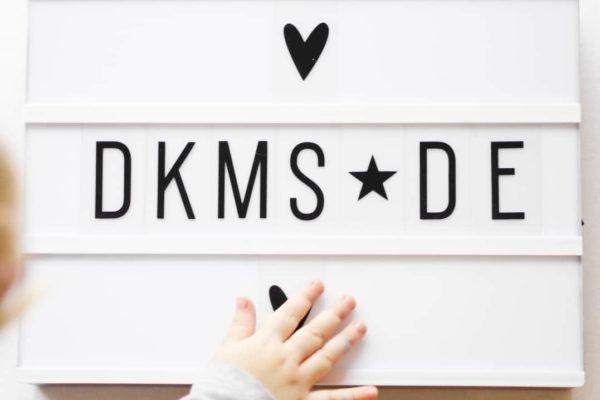 #DasHerzAmRechtenFleck: Warum ihr bei der DKMS registriert sein solltet