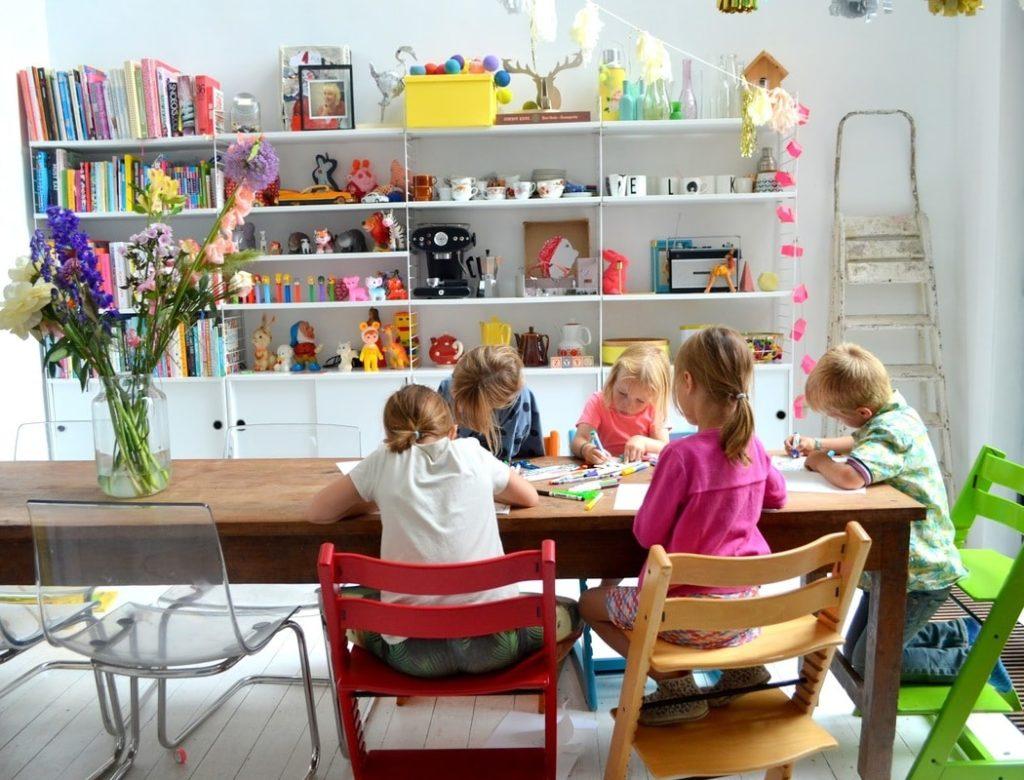 Homestory bei Anne aus Brüssel: Perfekt unperfekt