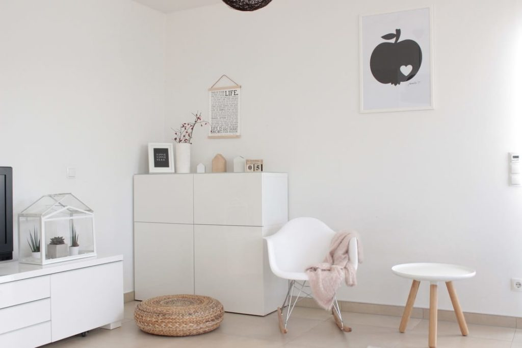 She Loves It White: Homestory bei Bloggerin Bea
