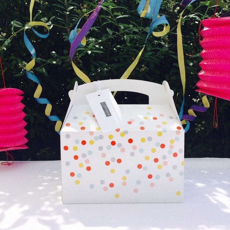 Ob Gartenparty oder Hochzeit: Diese Box rettet eure Party!
