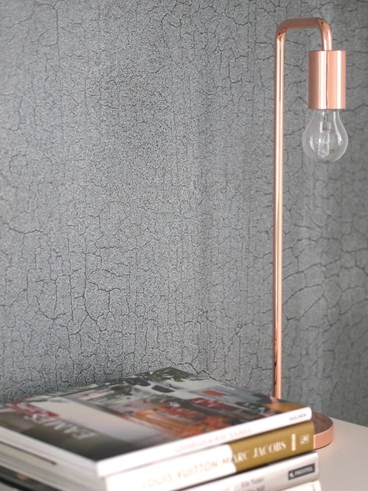 less is more beton optik als eyecatcher im flur. Black Bedroom Furniture Sets. Home Design Ideas