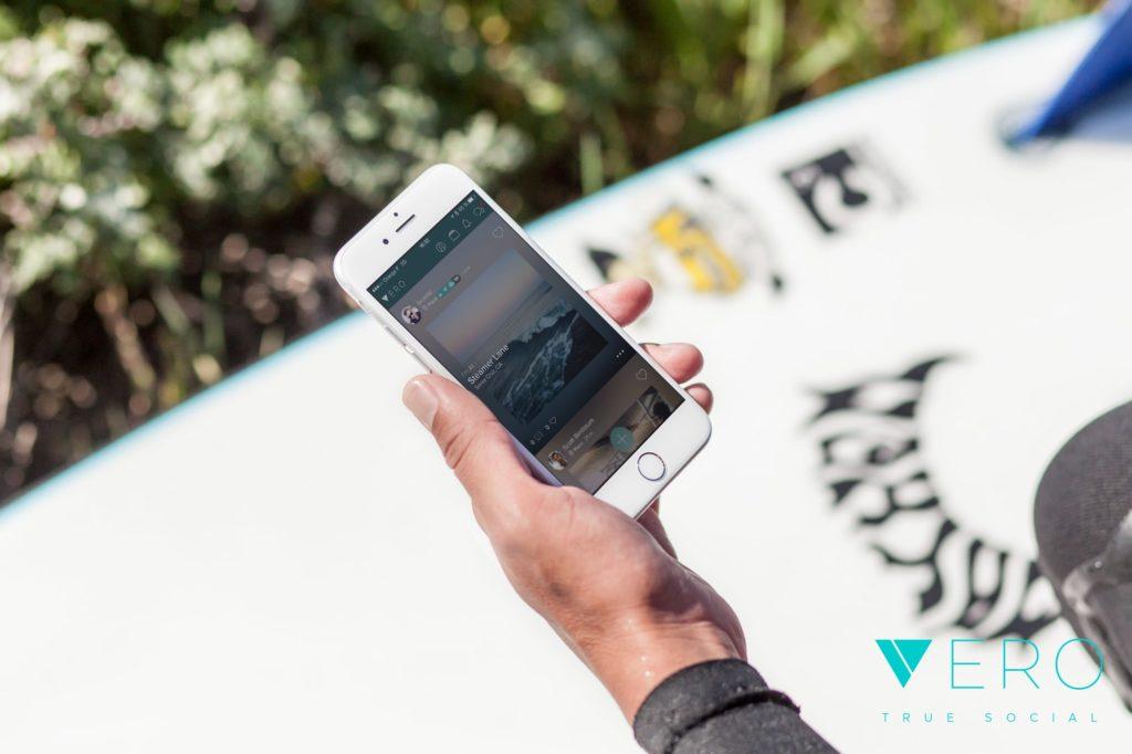 """Die App Vero – der neue """"heiße Scheiß"""" (für Blogger)?"""