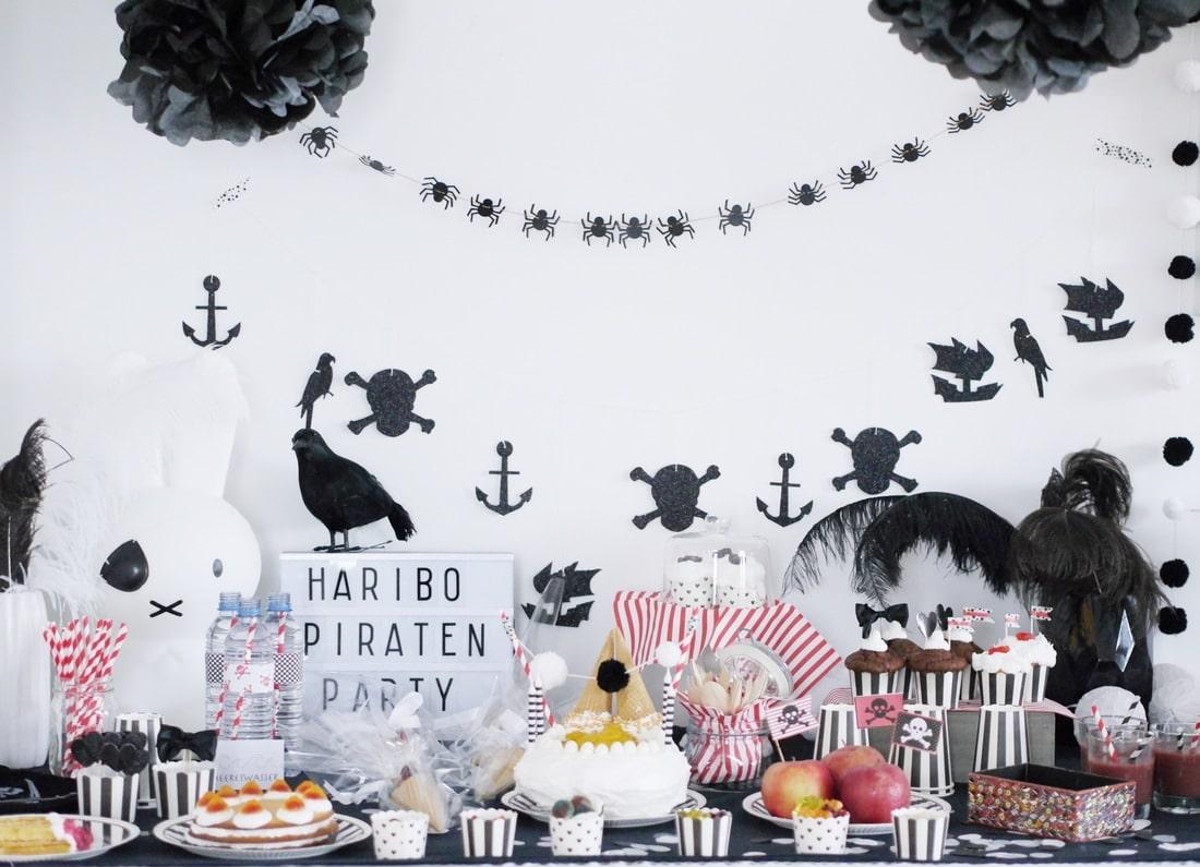 Happy Kindergeburtstag: Die HARIBO Piratenparty!