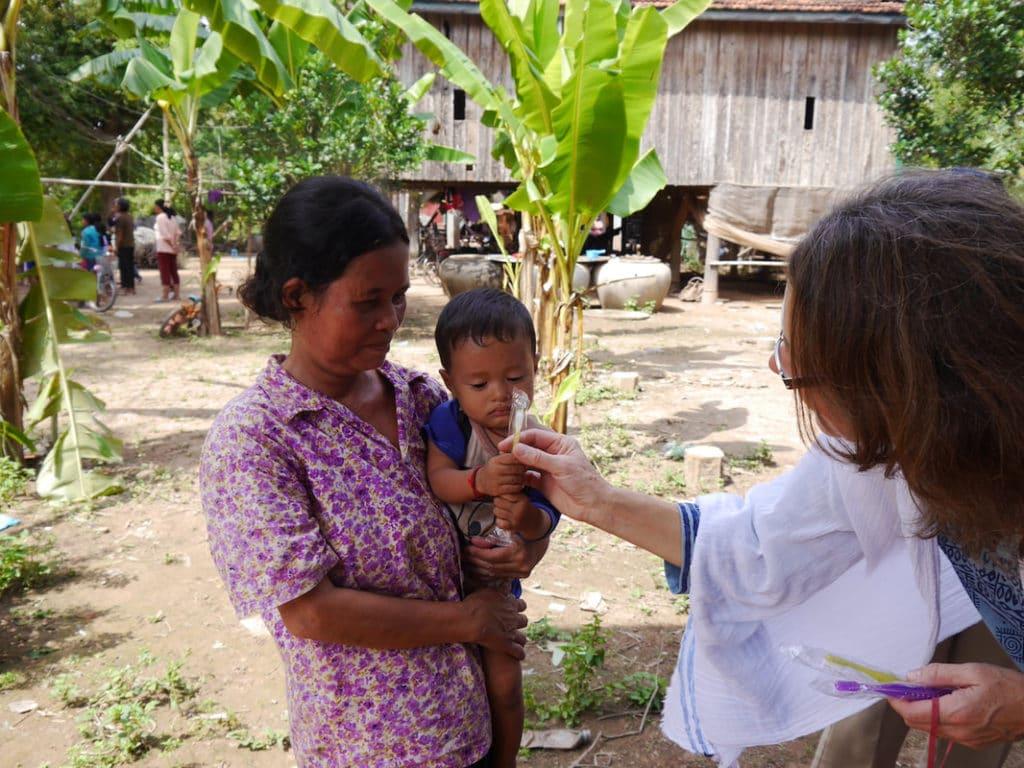 Kambodscha Reise: Ich habe Gänsehaut – VIDEO von CFI Kinderhilfe