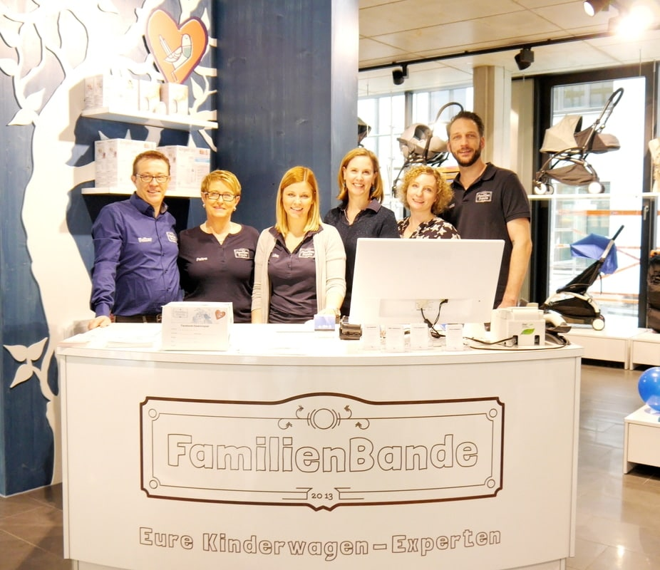 Shopping in Köln: Familienbande – eure Kinderwagenexperten
