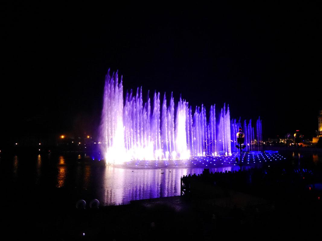 efteling-park-aquashow
