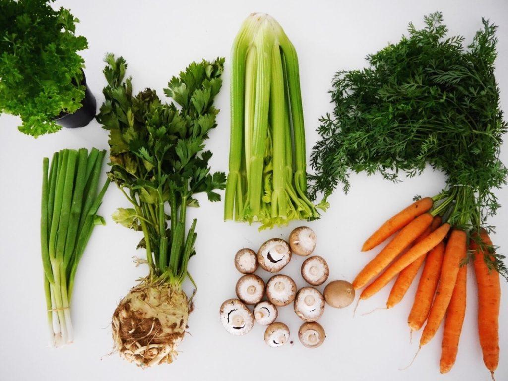 Zuckerfrei leben == Wichtiges Basic == Gemüsebrühe