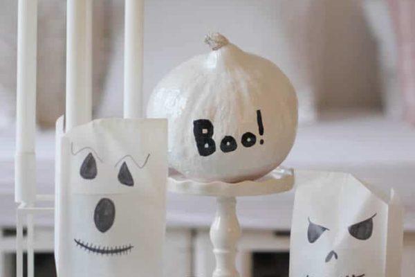Halloween Basteln Kinder