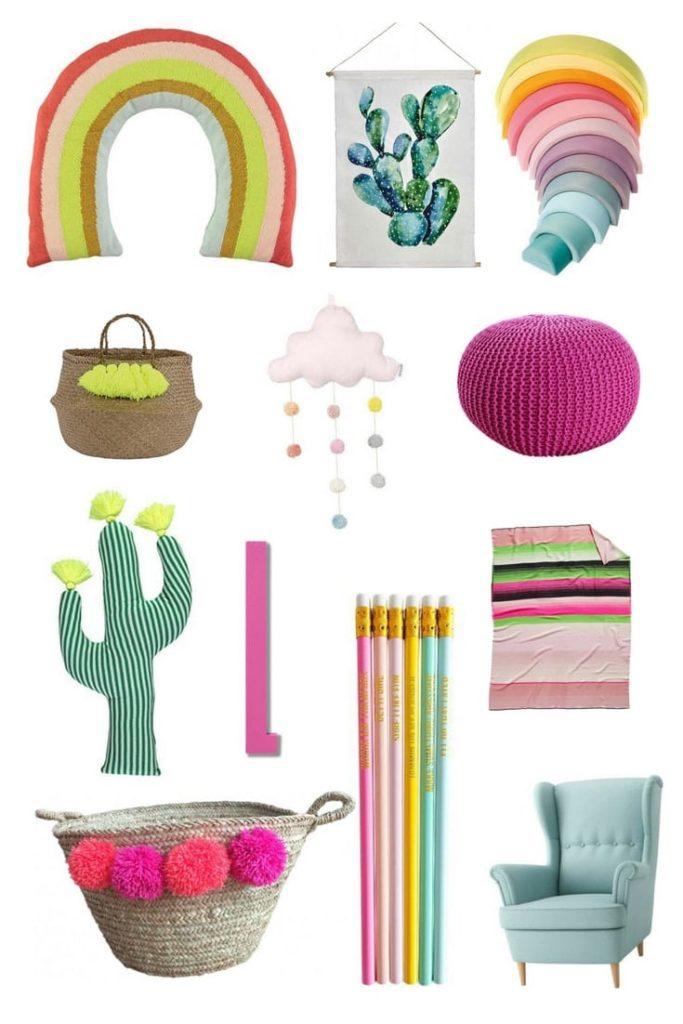Kinderzimmer accessoires bunt und fr hlich for Accessoires kinderzimmer