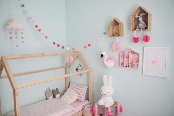 Kinderzimmer Mädchen: Deko und Einrichtungsideen