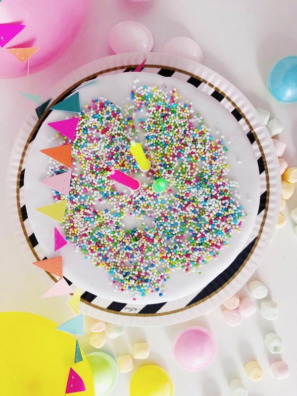 Kuchen Zum Kindergeburtstag