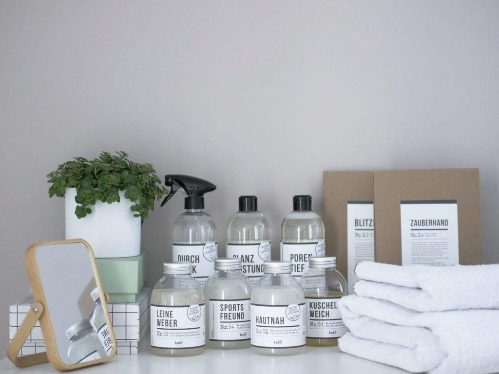 KaëllReiniger:Wellness für eure Wäsche mit Kaëll
