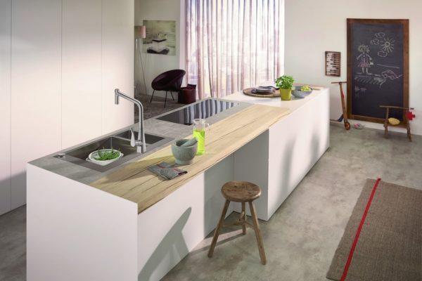 Raum im Wandel: Kücheninnovation 2017