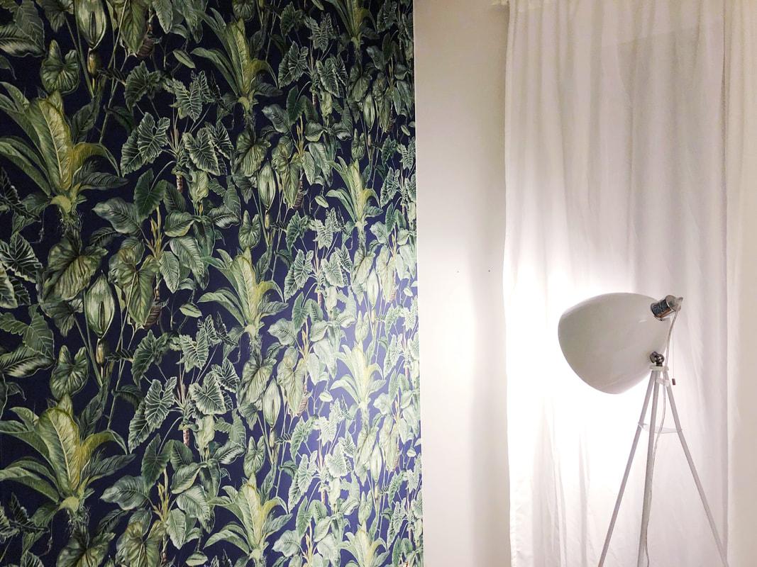 Schlafzimmer MakeOver: Umstyling ohne Möbel mit Erismann ...