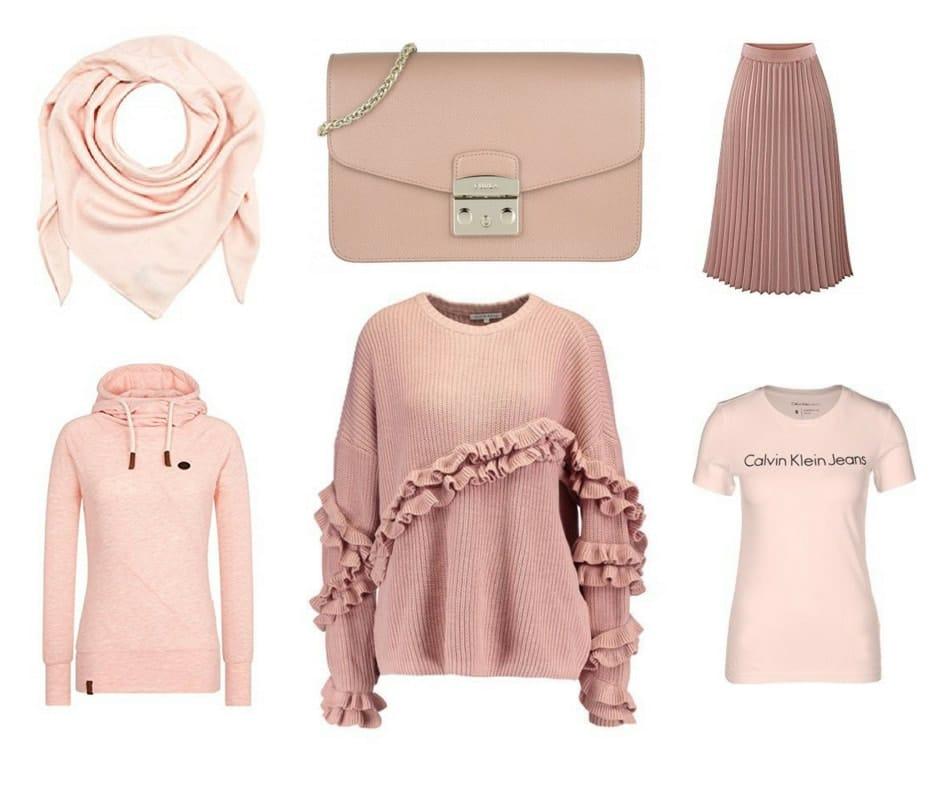 Voll verliebt in Rosa / Lieblinge im Kleiderschrank