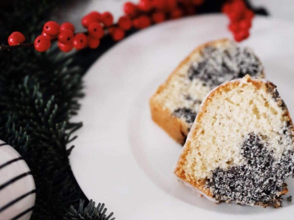 Winterlicher Mohnkuchen: Rührteig mal anders