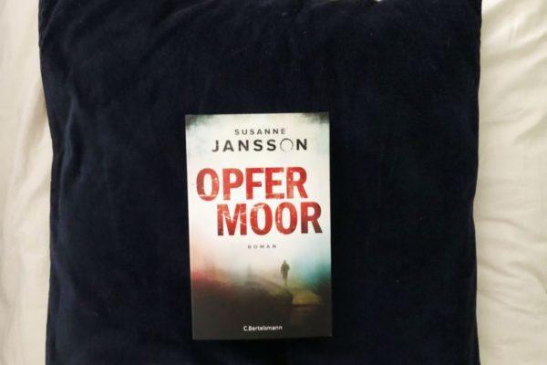 Opfermoor Buch von Susanne Jansson