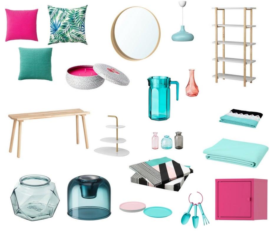 NEU BEI IKEA: Lust auf Sommer