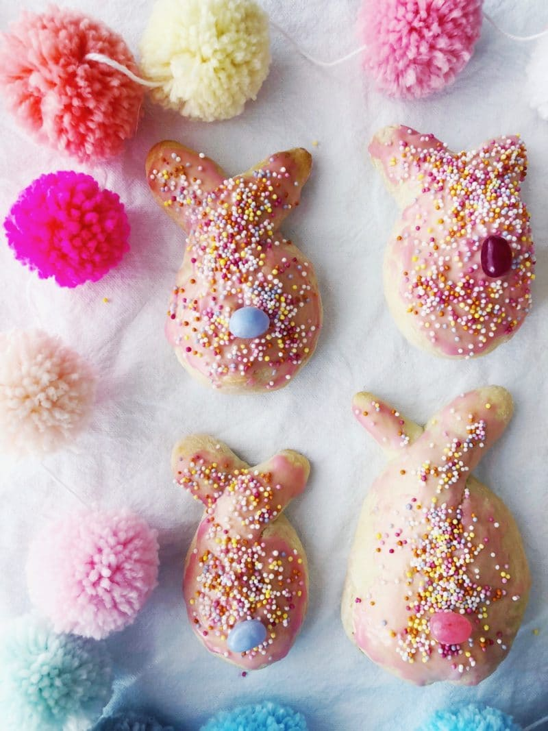 backen ostern hefeteig
