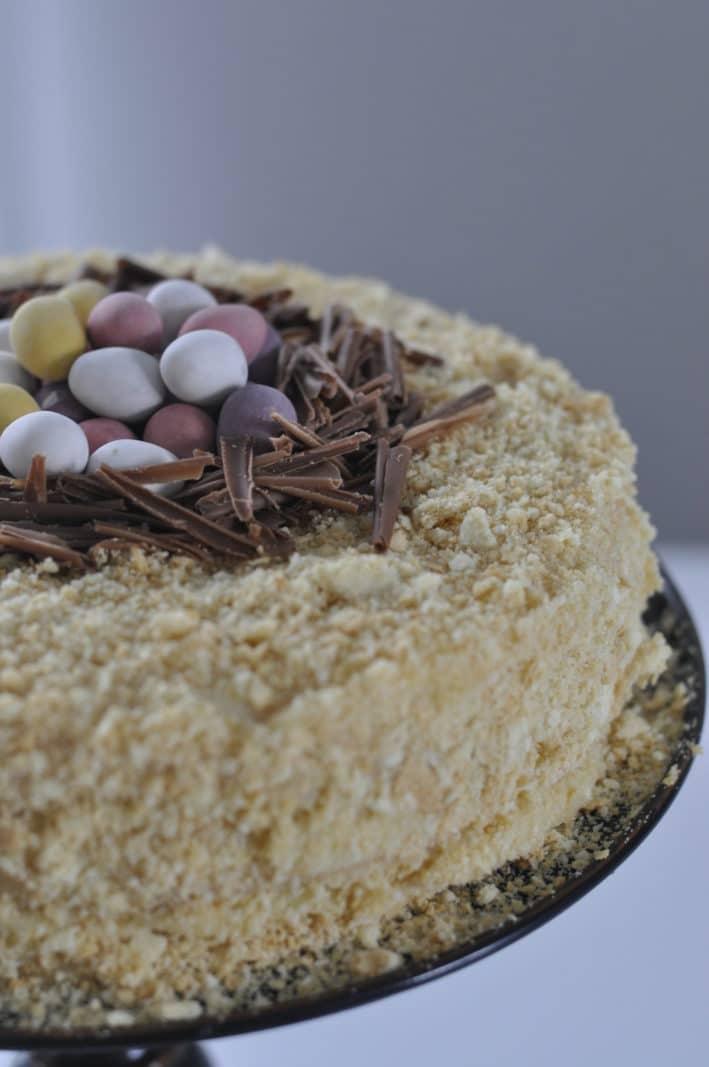 napoleon torte creme