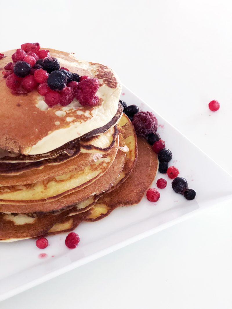 low carb pancakes mandelmehl