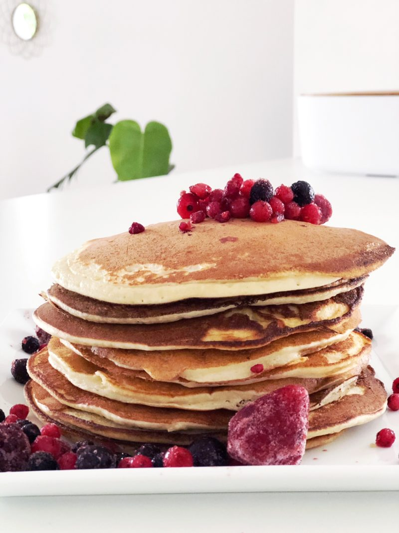 low carb pancakes rezept
