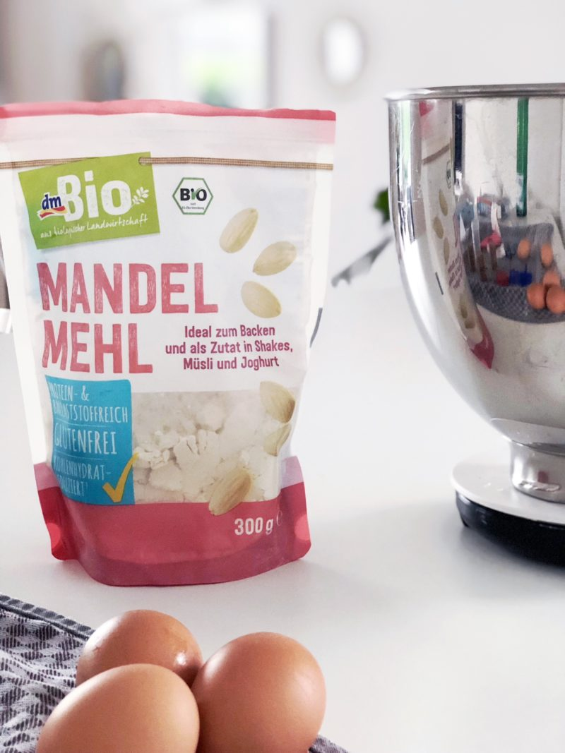 pancakes rezept mit mandelmehl