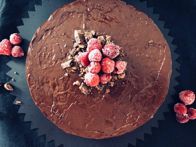 rote Beete Kuchen