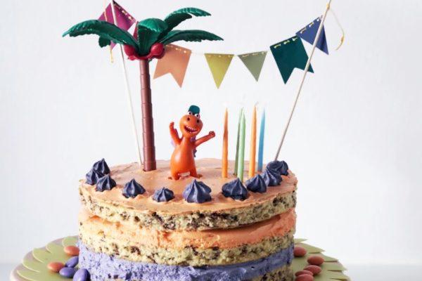drache kokosnuss torte