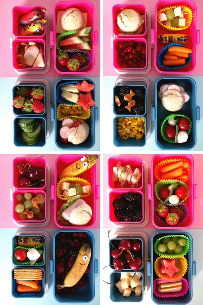 lunchbox ideen